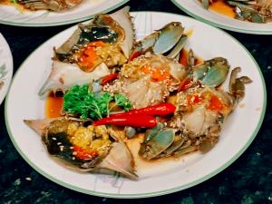 Finch JungSooNae Ganjang Gejang Raw Crab Soy Sauce