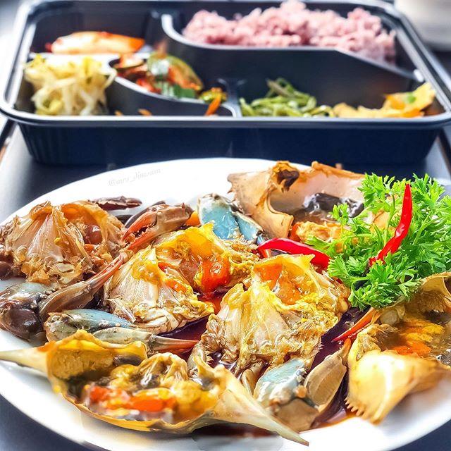 mrs_dimsum Finch JungSooNae Gejang Meal